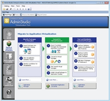 AdminStudio - Application Virtualization Pack